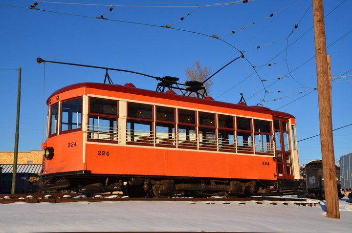 Fort Smith Trolley Museum : Streetcars